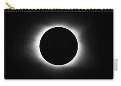 Solar Eclipse 143437 Carry-all Pouch