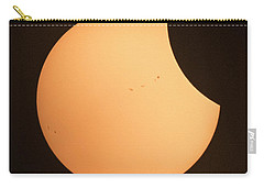 Solar Eclipse 2017 1320 Carry-all Pouch