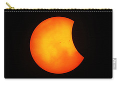 Solar Eclipse 2017 Carry-all Pouch