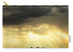 Solar Wind Carry-all Pouch