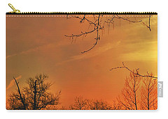 Carry-all Pouch featuring the photograph Solara by EDi by Darlene