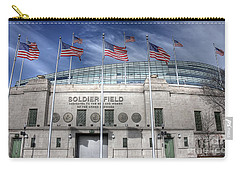 Soldier Field Carry-all Pouch