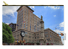 Soldiers Monument In Penn Square In Lancaster Pa Carry-all Pouch