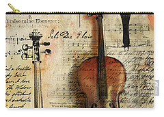 Soli Deo Gloria Carry-all Pouch