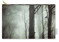 Carry-all Pouch featuring the photograph Solitude by Amy Weiss