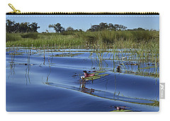 Solitude In The Okavango Carry-all Pouch