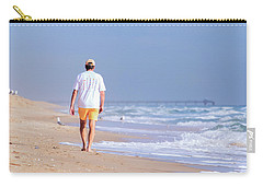 Carry-all Pouch featuring the photograph Solitude by Keith Armstrong