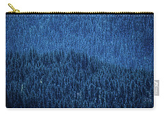 Carry-all Pouch featuring the photograph Solitude On Priest Lake by David Patterson
