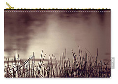 Carry-all Pouch featuring the photograph Solitude by Trish Mistric