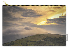 Rocky Sunset - Roan Mountain Carry-all Pouch