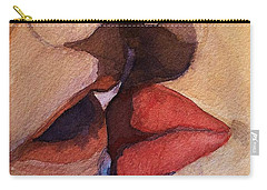 Some Dance To Remember Some Dance To Forget Carry-all Pouch by Rand Swift