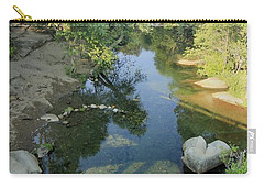 Carry-all Pouch featuring the photograph Somerset Cosumnes by Sean Sarsfield
