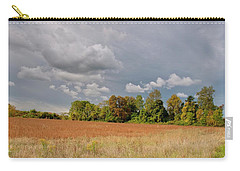 Carry-all Pouch featuring the photograph Somerset Sky 3069 by Guy Whiteley
