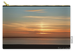 Somerset Sunset Carry-all Pouch by Lynn Bolt