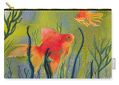 Something Fishy Going On Carry-all Pouch