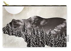 Something Wild Bear Carry-all Pouch
