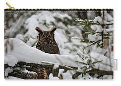 Something's Watching You Carry-all Pouch
