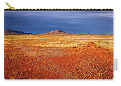 Somewhere In The Outback, Central Australia Carry-all Pouch