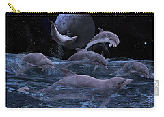 Somewhere Out There  Carry-all Pouch by Betsy Knapp