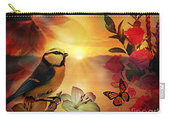 Song At Sunset Carry-all Pouch