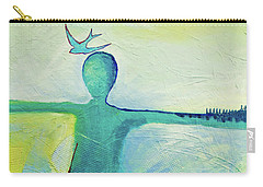 Song Bird Carry-all Pouch by Gallery Messina