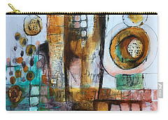 Song Carry-all Pouch by Karin Husty