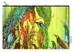 Song Of Costa Rica Carry-all Pouch