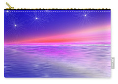 Song Of Night Sea Carry-all Pouch