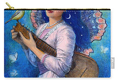 Songbird For A Blue Muse Carry-all Pouch