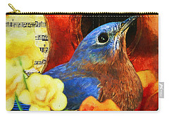 Songbird Carry-all Pouch