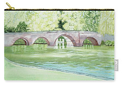 Sonning Bridge Carry-all Pouch