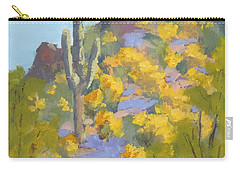 Sonoran Springtime Carry-all Pouch
