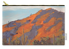 Sonoran Sunset - Art By Bill Tomsa Carry-all Pouch