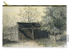 Soon Forgotten Carry-all Pouch