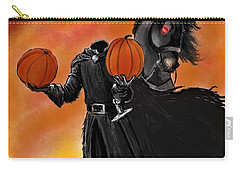 Soon It Will Be All Hallows' Eve Carry-all Pouch