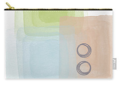 Soothing Harmony 2- Art By Linda Woods Carry-all Pouch