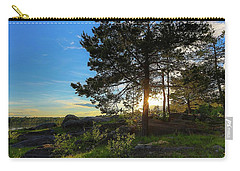 Carry-all Pouch featuring the photograph Soothing by Rose-Marie Karlsen