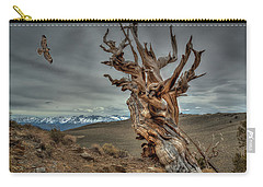 Soaring Over Bristle-cone Pine Carry-all Pouch