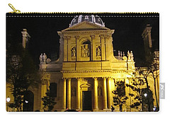 Sorbonne Night Carry-all Pouch by Christopher Kirby