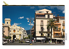 Sorrento Italy Piazza Carry-all Pouch