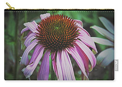 Carry-all Pouch featuring the photograph Sorrow by Karen Stahlros