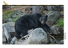 In The Back Woods Carry-all Pouch