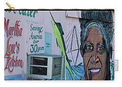 Martha Lou's Carry-all Pouch by Ed Waldrop