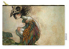 Soul Of A Bird Carry-all Pouch