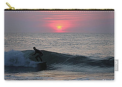 Soul Surfer Carry-all Pouch by Robert Banach
