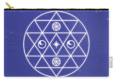 Souls Journey Home Carry-all Pouch