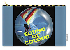 Sound Of Colour Carry-all Pouch