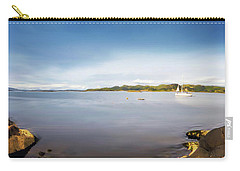 Sound Of Jura Scotland Carry-all Pouch