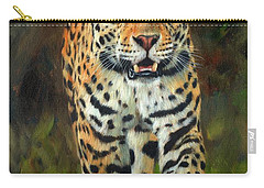 South American Jaguar Carry-all Pouch