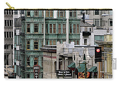 South Beach Sentinel Carry-all Pouch by Ira Shander